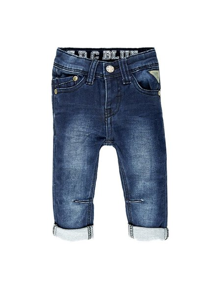 Feetje Blue jog denim slim fit - d.Blauw denim
