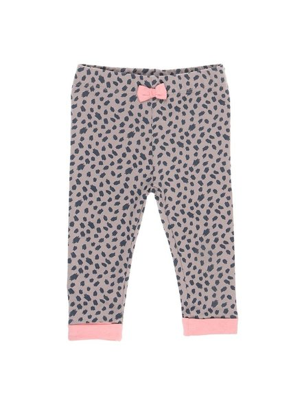 Feetje Legging AOP With Love - Bruin