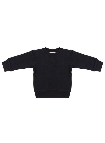 Little Indians Sweater Black