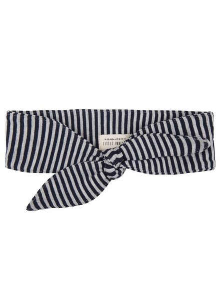 Little Indians Headband Striped
