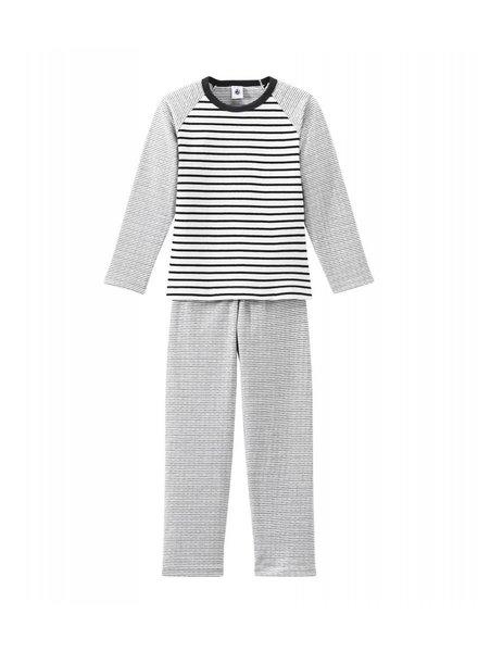 Petit Bateau Pyjama met streepjes