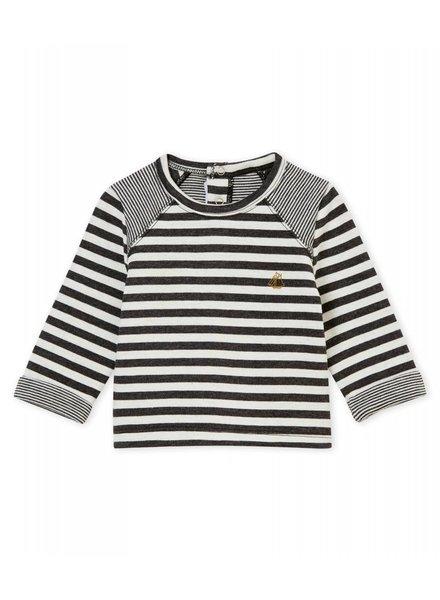 Petit Bateau T-shirt - Marshmallow