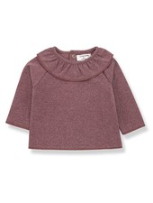 1 + In the Family Clementina blouse pruna
