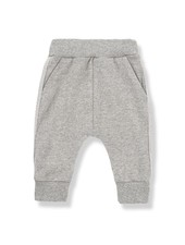 1 + In the Family Hector pants mid grey