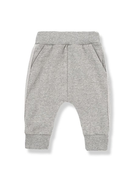 1 + In the Family Hector pants mid grey - maat 1M
