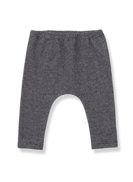 1 + In the Family Pia leggings blue/grey