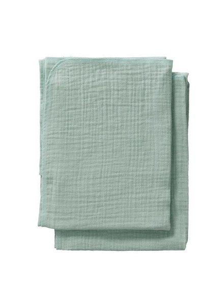 Cottonbaby Cottonsoft multidoek S oudgroen per 2