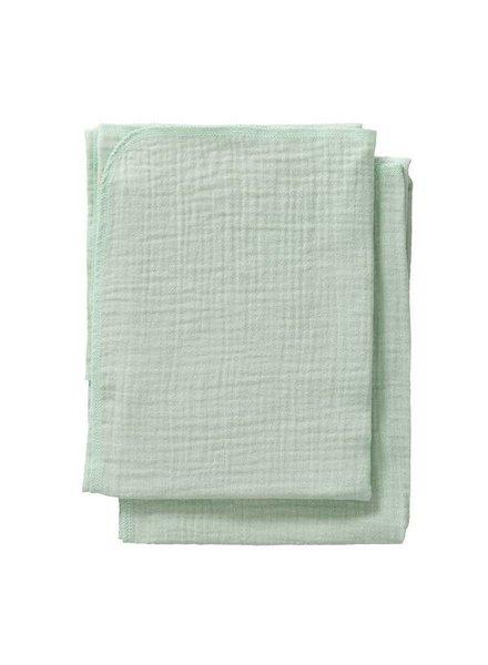 Cottonbaby Cottonsoft multidoek S mint per 2