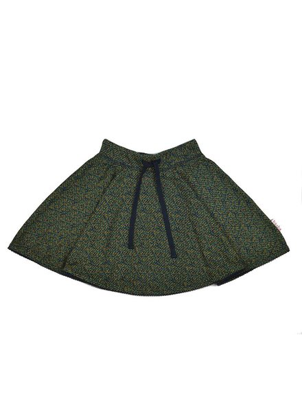 Baba Babywear Full circle skirt - Blocks back side