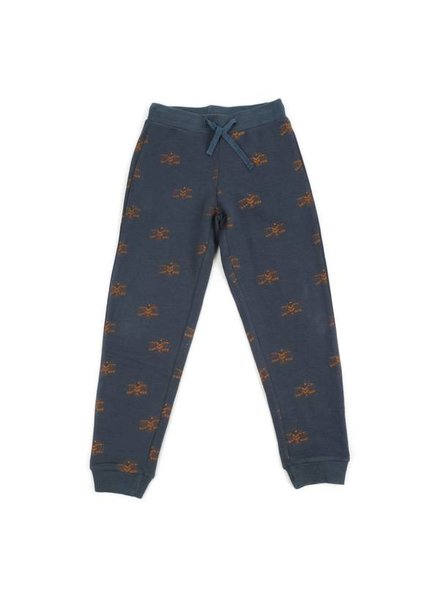 Liv + Lou Preston sweat pants golden eagle