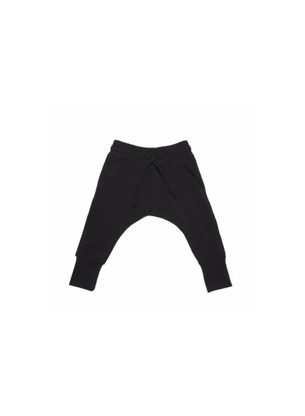 Mingo Winter slim fit jogger - Black - maat 0/6M
