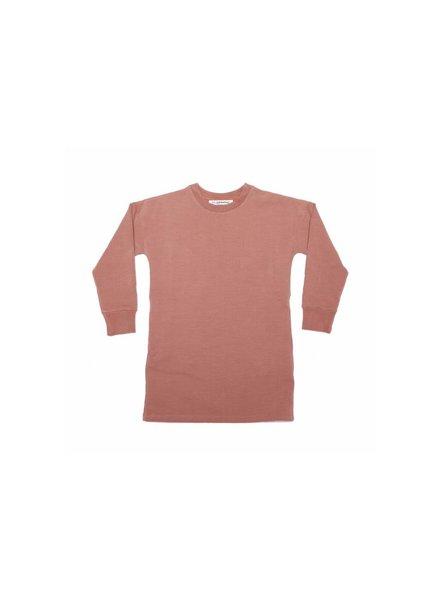 Mingo Sweater dress - Raspberry