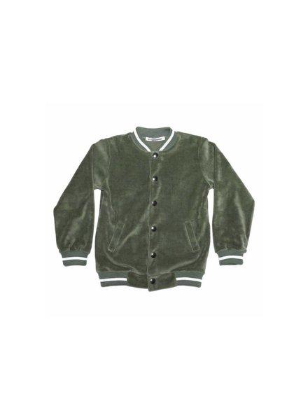 Mingo Bomber - Duck green