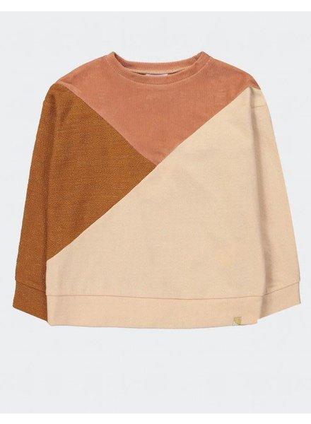Blune Contre-champ - Sweatshirt with yokes