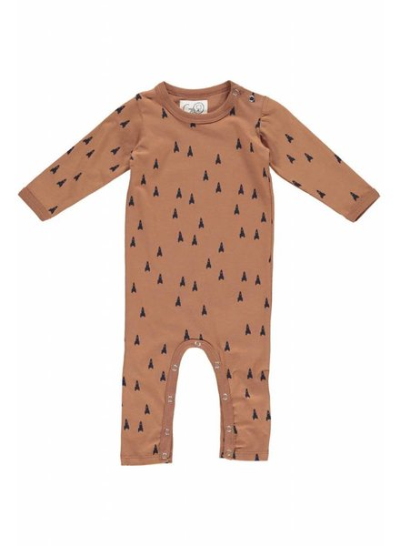 Gro Company Gro Cognac - Bodysuit