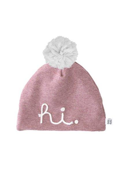 aai aai Winterbeanie HI - pink