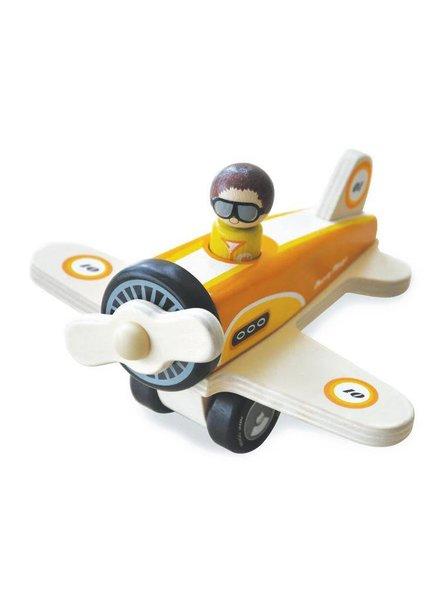 Indigo Jamm Percy plane