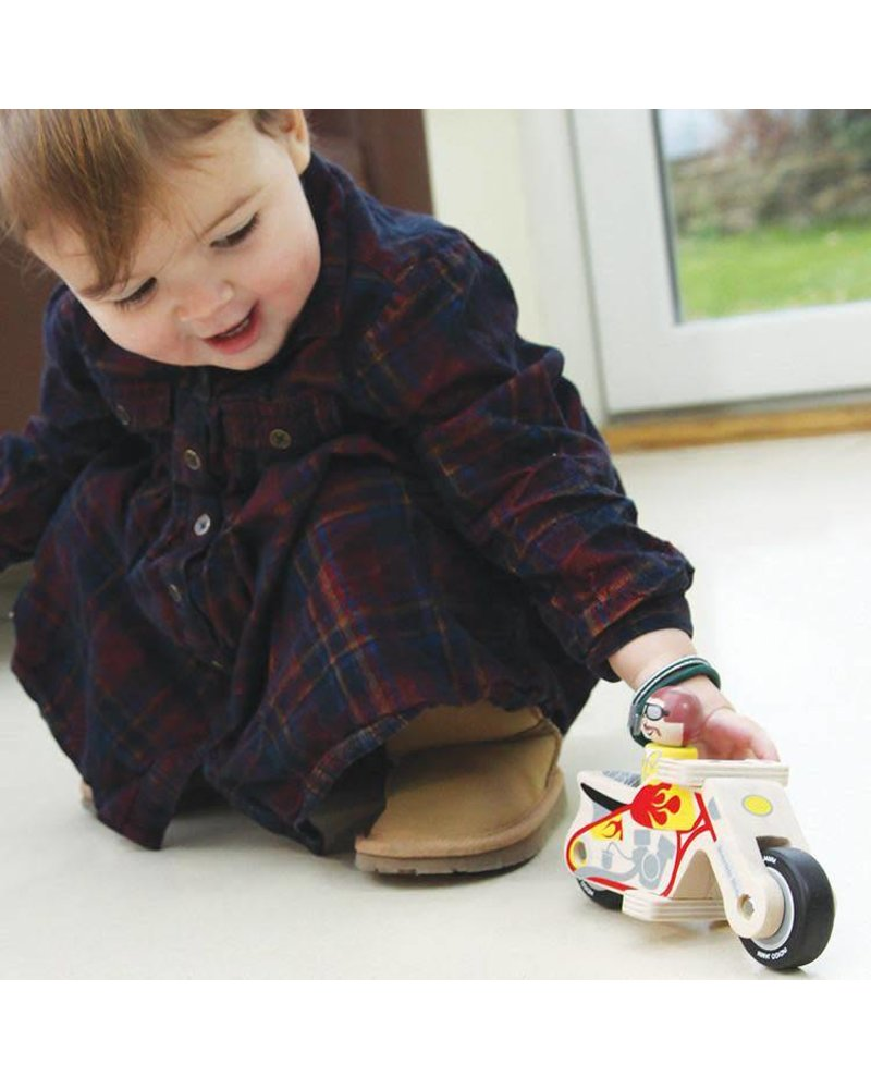 Indigo Jamm Motorbike Micky