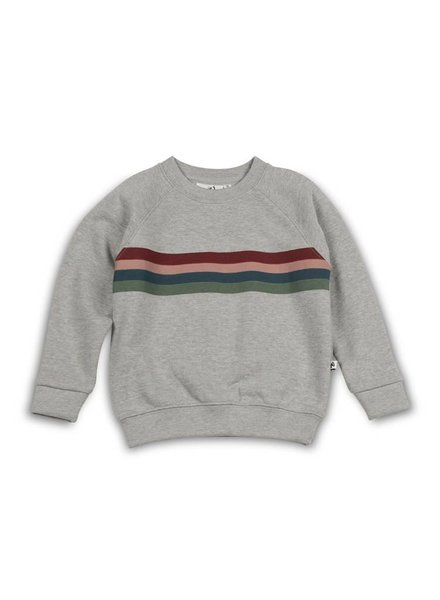 Cos I Said So Sweater Varsity stripes