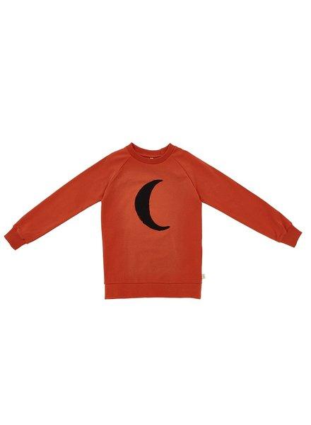 Burnt Ochre Moon Child