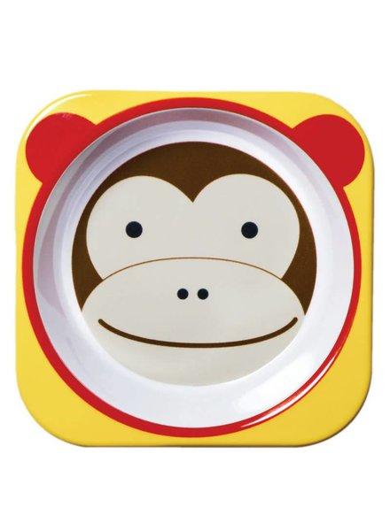 Skip Hop Zoo Bowl - Monkey