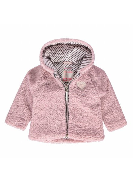 Tumble n Dry Tielle - silver pink