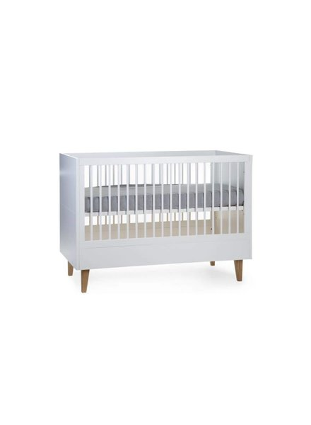 Childhome Lalande White - Bed (60 x 120)