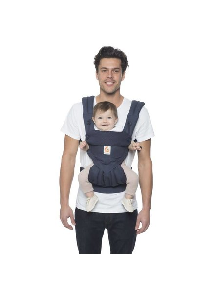 Ergobaby Babycarrier 360 Navy Mini Dots