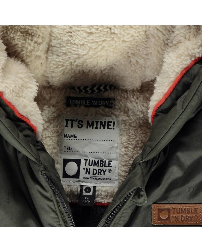 Tumble n Dry KAYLEB JAS