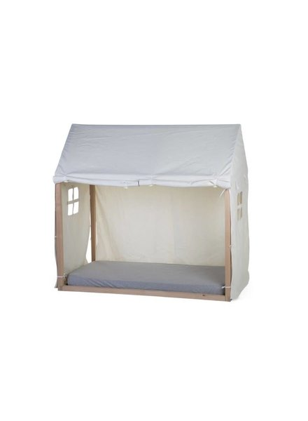 Childhome Tipi - Bedframe Cover (70 x 140) Wit