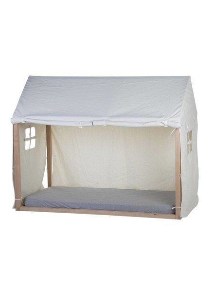 Childhome Tipi - Bedframe Cover (90 x 200) Wit