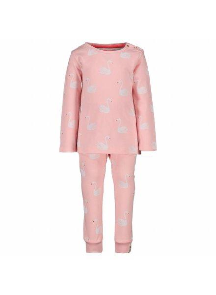 Tumble n Dry Teri -  Pink Light