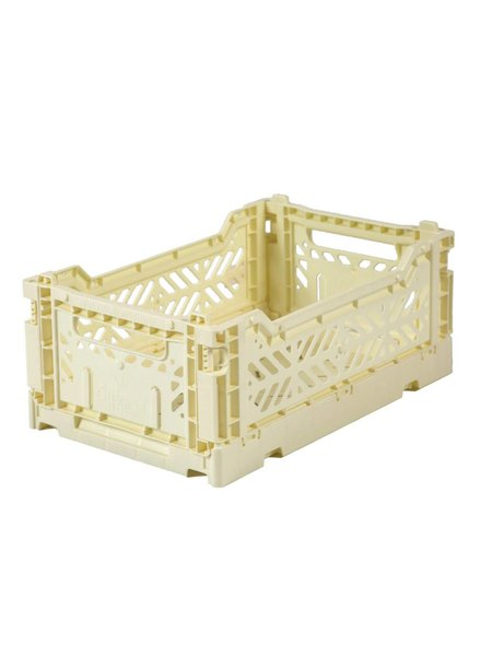 Eef Lillemor Folding Crate - Mini Banana