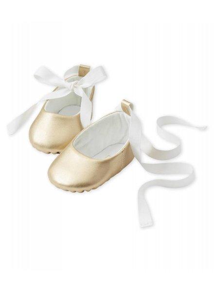 Petit Bateau Ballerinaslofjes voor babymeisjes