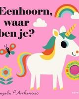 Gottmer Zoek-en-vind-boekje - Eenhoorn, waar ben je?