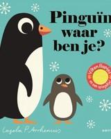 Gottmer Zoek-en-vind-boek - Pinguin, waar ben je?