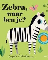 Gottmer Zoek-en-vind-boekje - Zebra, waar ben je?