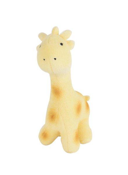 Tikiri Organic Cotton: Mijn eerste zoodiertjes: giraf