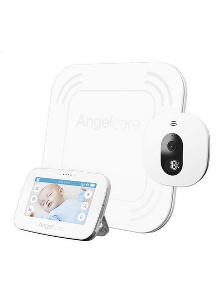 """Angelcare Video, Movement & Sound Monitor 4.3"""" Touchscreen - Wireless SP - AC417"""