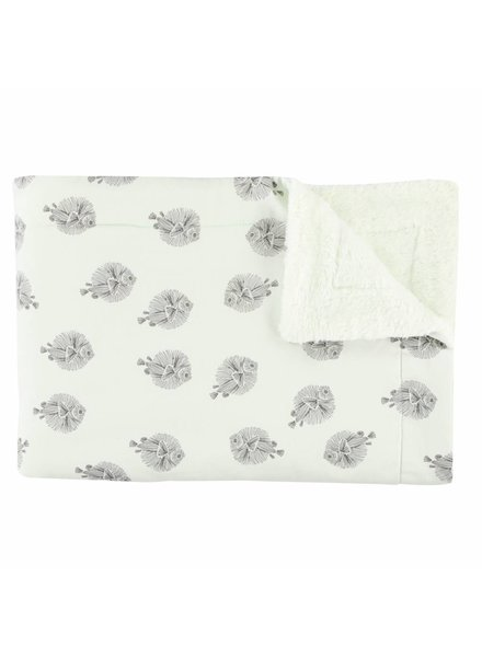 Trixie Baby Fleece blanket 75 x 100 cm - Blowfish - 81-065