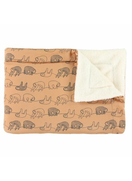 Trixie Baby Fleece blanket 75 x 100 cm - Silly Sloth - 80-065