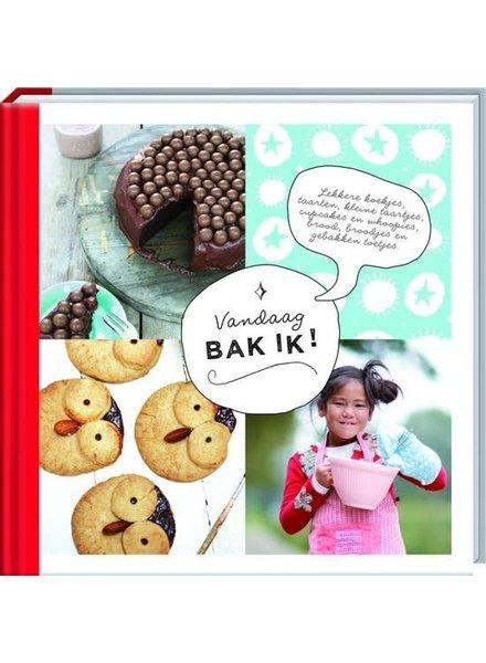 ImageBooks Vandaag bak ik - Kinderkookboek