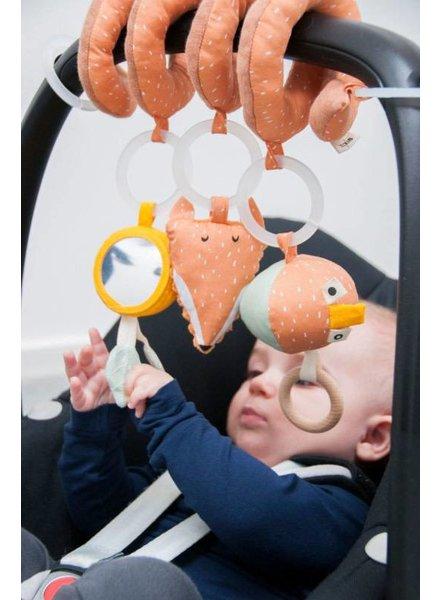 Trixie Baby Toy range | Activity spiral - Mr. Fox - 24-274