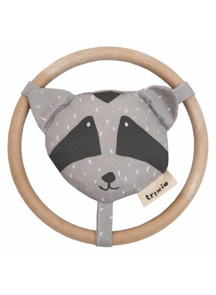 Trixie Baby Toy range | Rattle - Mr. Raccoon - 24-293