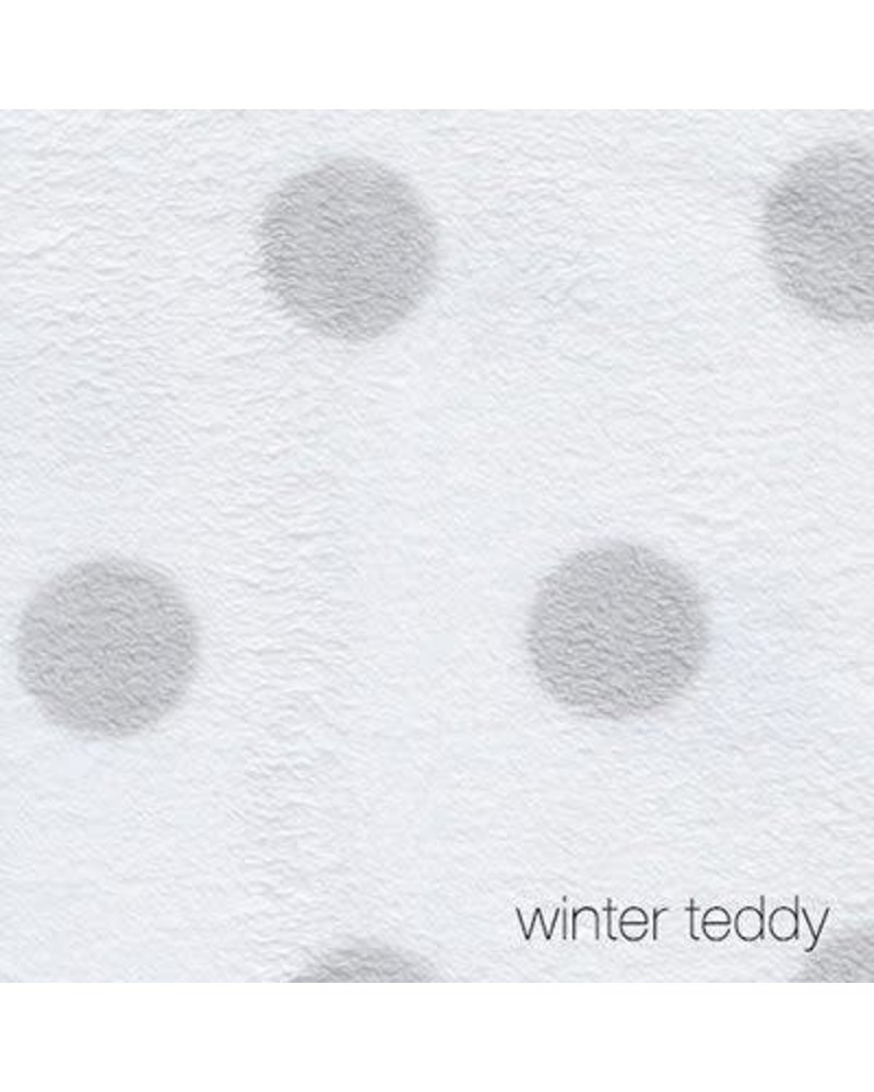 Puckababy The original mini - Teddy - winter - White dot (3-6 M)