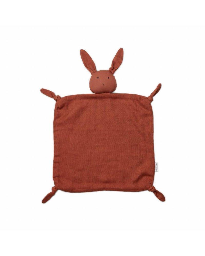 Liewood Agnete Cuddle Cloth - Rabbit Rusty