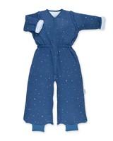 BeMini MAGIC BAG® / 6-24m / jeans blauw / pady jersey / tog 3