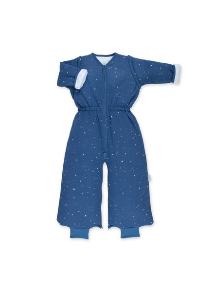 BeMini MAGIC BAG® / 6-24m / jeans blauw / pady jersey / tog 3