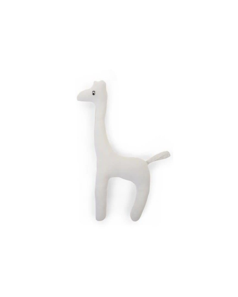 Childhome Baby Giraffe Jersey White