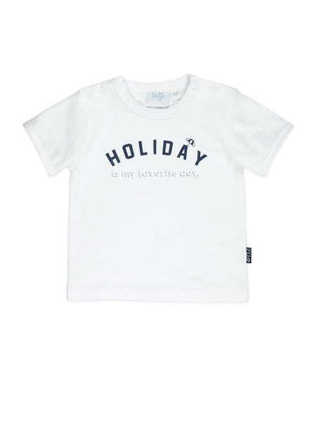 Feetje T-shirt k/m Holiday Captain cool